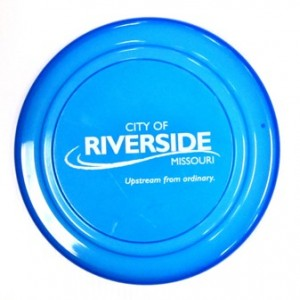 Branded Frisbee
