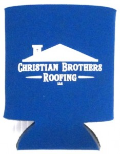 Branded Koozie Beverage Insulator