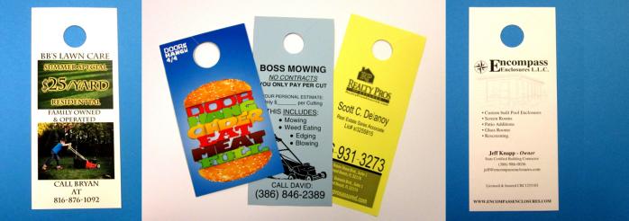 Web-Format-Door-Hangers-698x246 & Door Hangers | Business Cards Kansas City pezcame.com