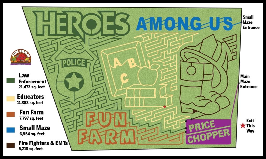 Corn Maze Banner